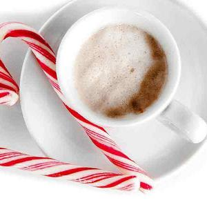 Hot Chocolate - Candy Cane flavoured