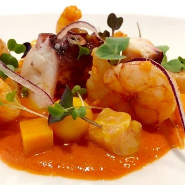 Lobster, Seafood, spanische Küche