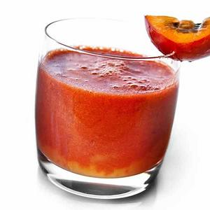 Tamarillo-Orange-Passionsfrucht Smoothie