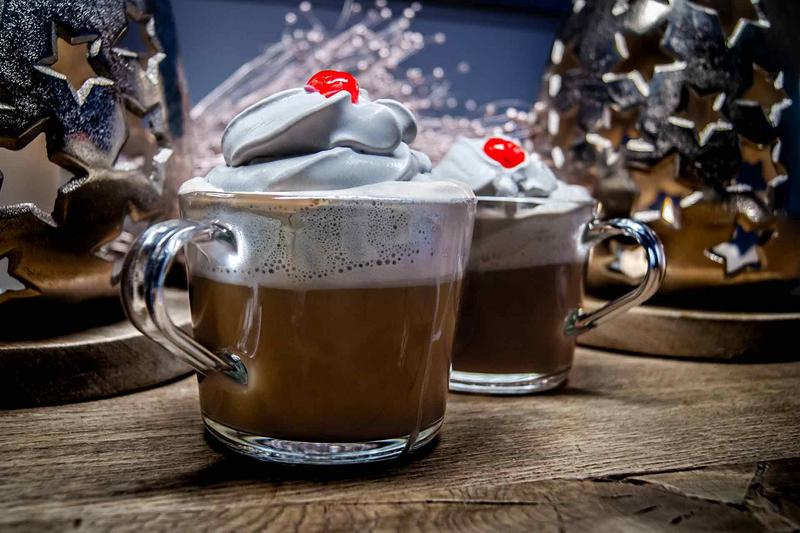Hot Black Russian Rezept