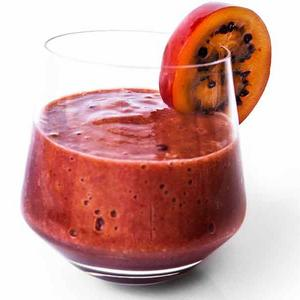 Tamarillo-Banane Smoothie